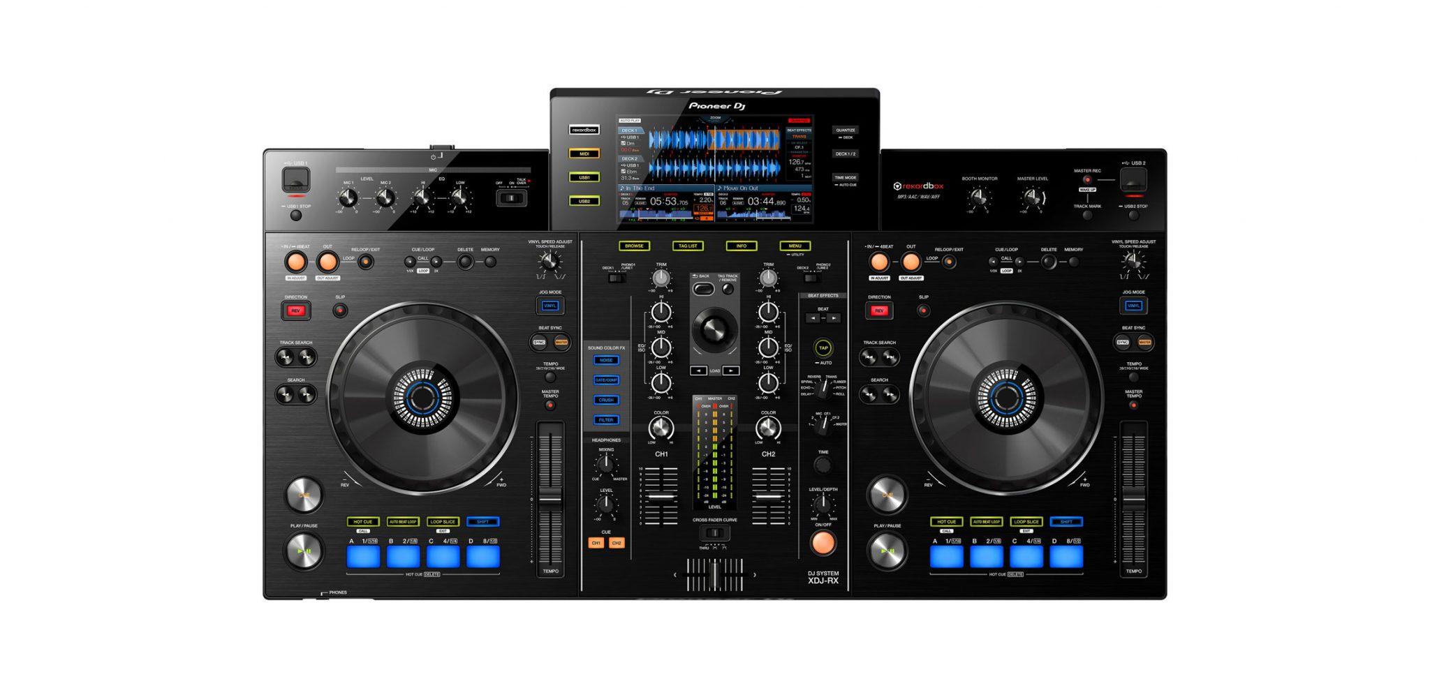 XDJ-RX to come bundled with rekordbox dj