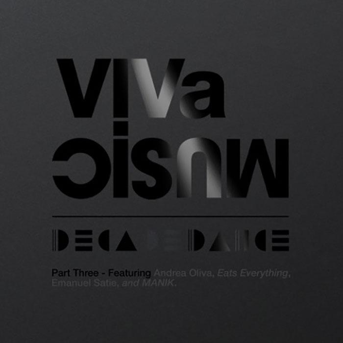 10 Years of VIVa MUSiC: Decadedance Part Three cover