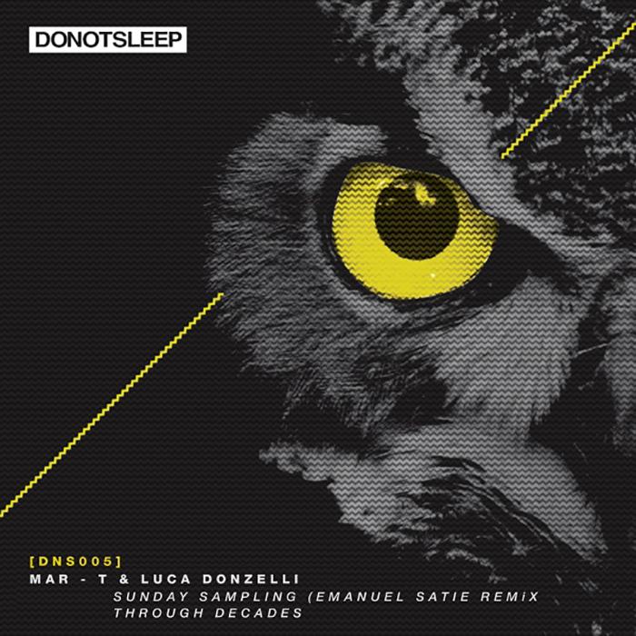 Luca Donzelli & Mar-T - Sunday Sampling cover
