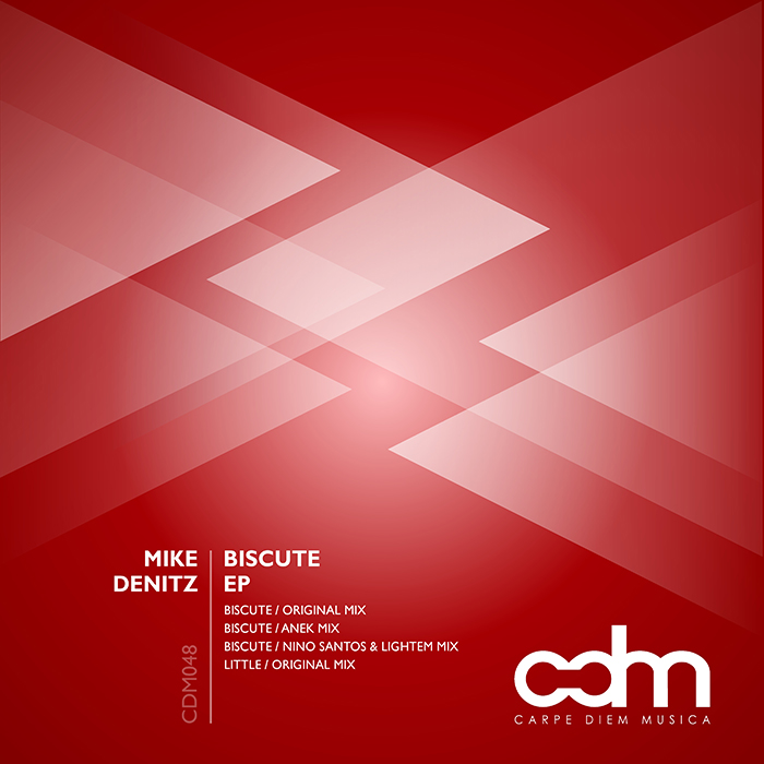 Mike Denitz - Biscute EP cover