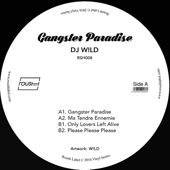 DJ W!ld - Gangster Pradise cover