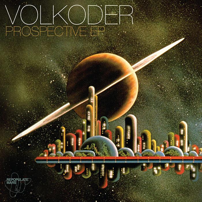 Volkoder - Prospective EP cover