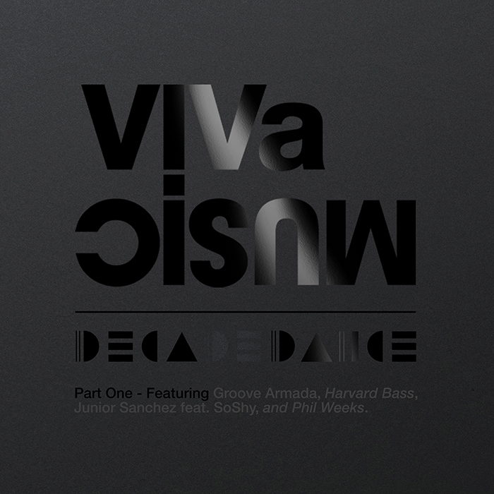 Various Artists - 10 Years of VIVa MUSiC Decadedance Part One cover