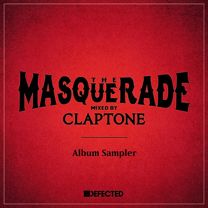 Clapton - The Masquerade Album Sampler cover