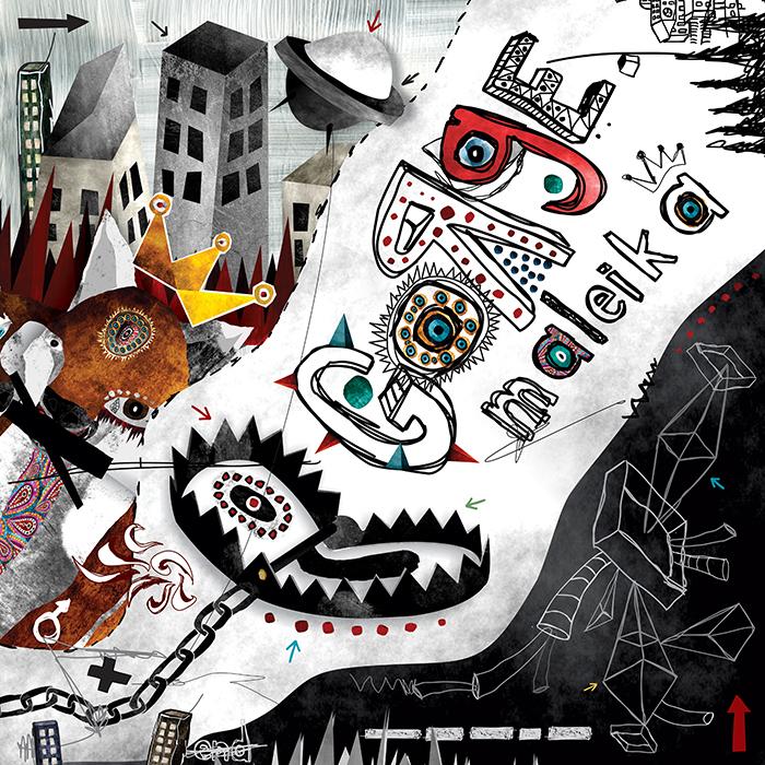 Gorge - Maleika cover