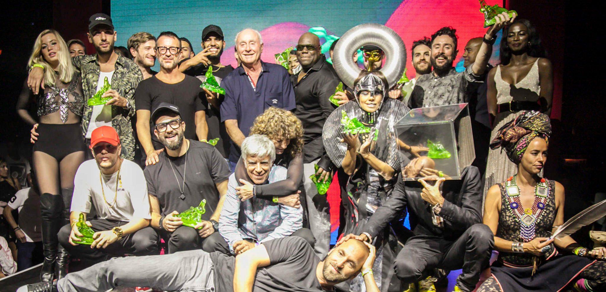 Winners Announced - Ibiza DJ Awards 2016