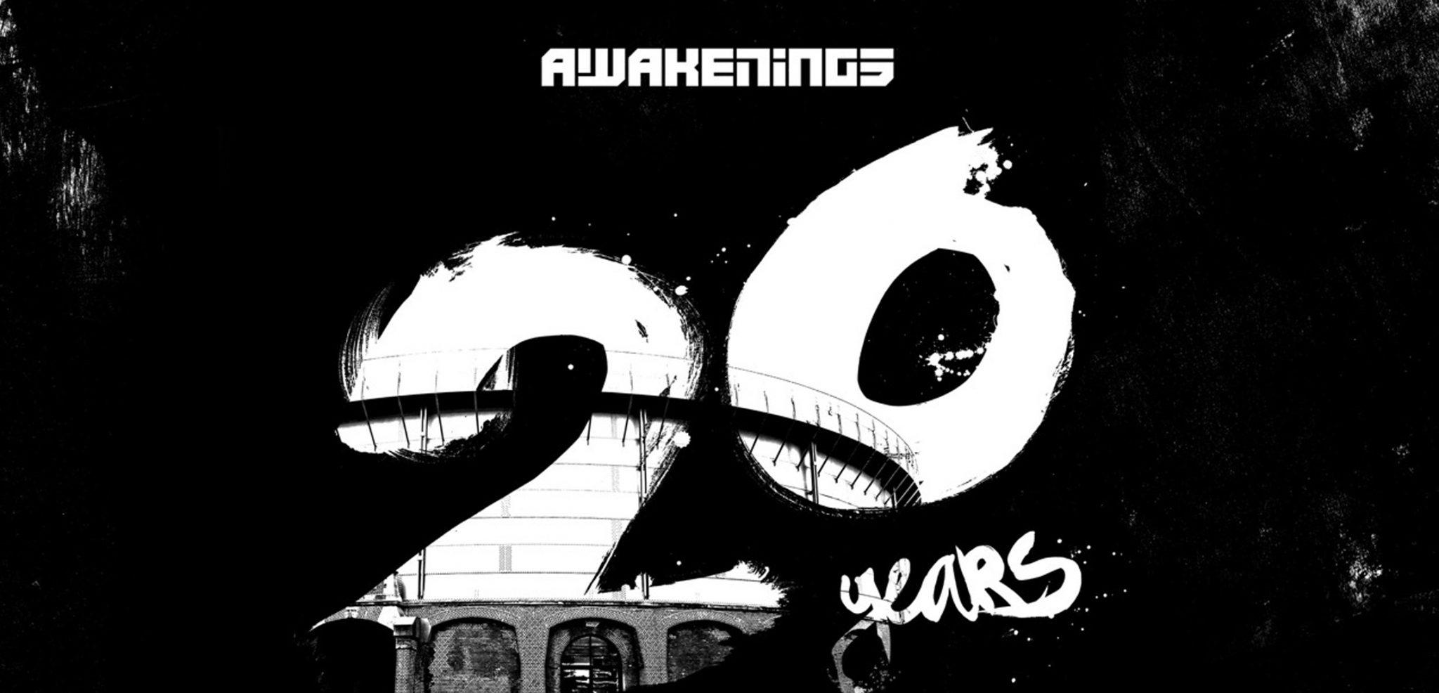 AWAKENINGS FESTIVAL ANNOUNCE 2017 LINE UP 24 and 25 June 2017
