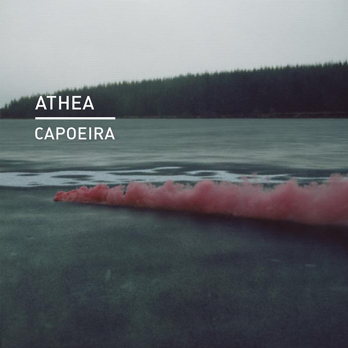 Athea - Capoeira EP cover