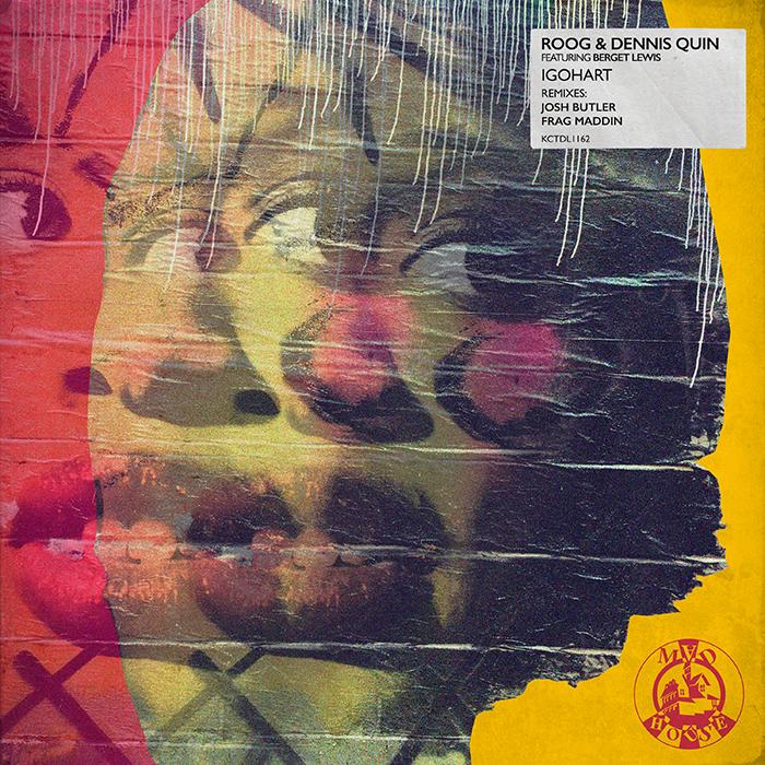 Roog & Dennis Quin - Igohart EP cover