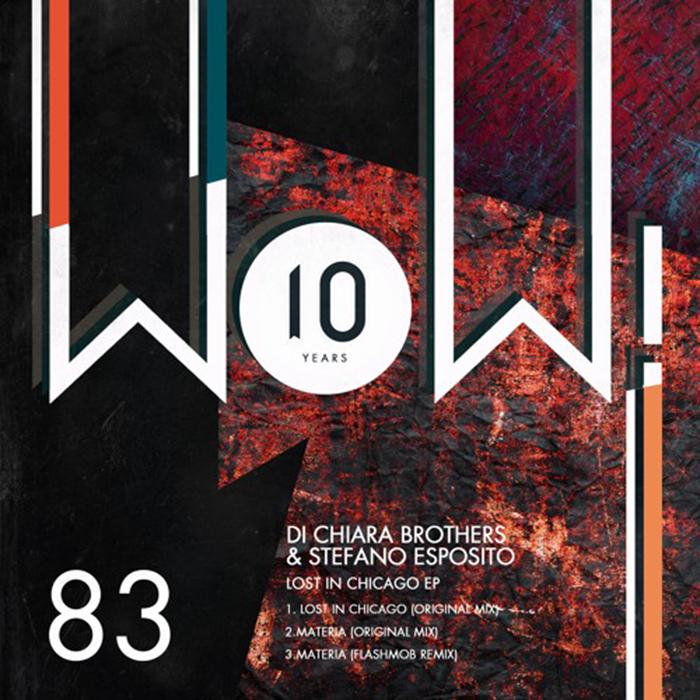 Di Chiara Brothers & Stefano Esposito - Lost In Chicago EP cover