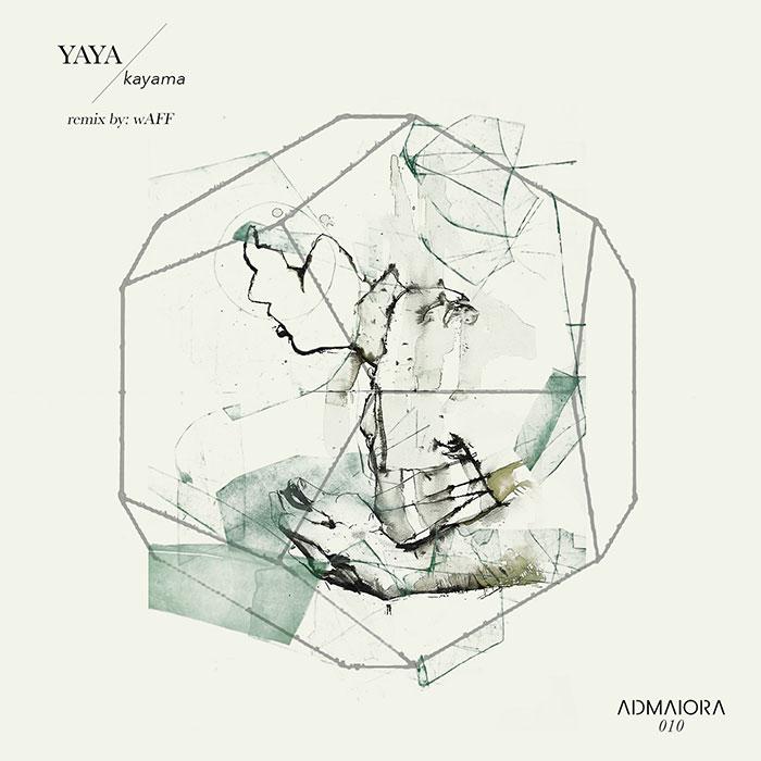 Yaya - Kayama EP cover