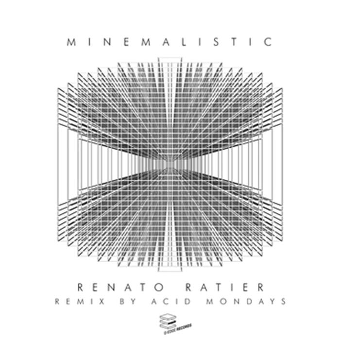 Renato Ratier - Minemalistic EP cover