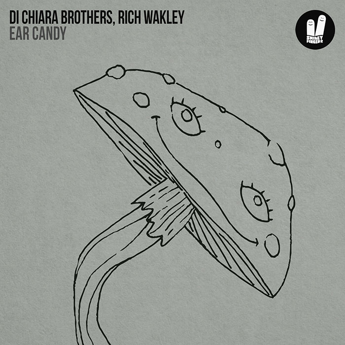 Di Chiara Brothers, Rich Wakley - Ear Candy cover