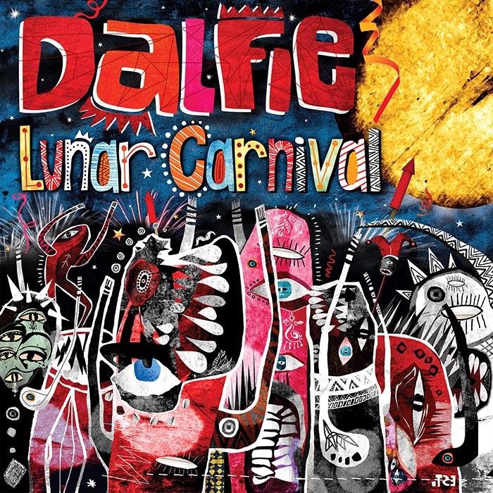 Dalfie - Lunar City EP cover