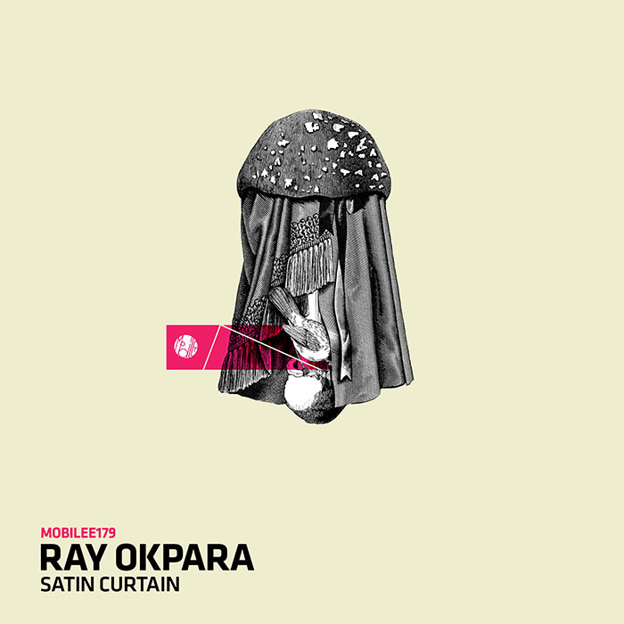 Ray Okpara - Satin Curtain EP (ft. Darius Syrossian & Kevin Yost Remixes) cover