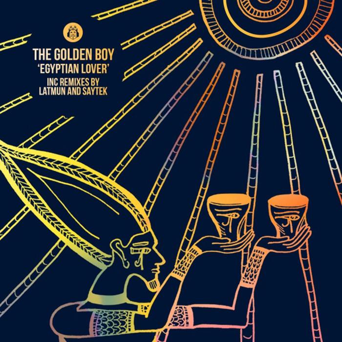 The Golden Boy - Egyptian Lover cover