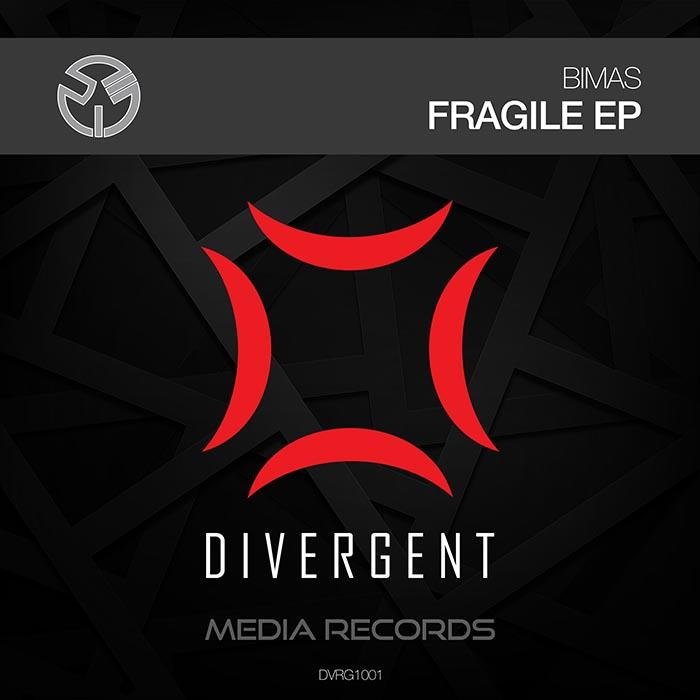 Bimas - Fragile EP cover