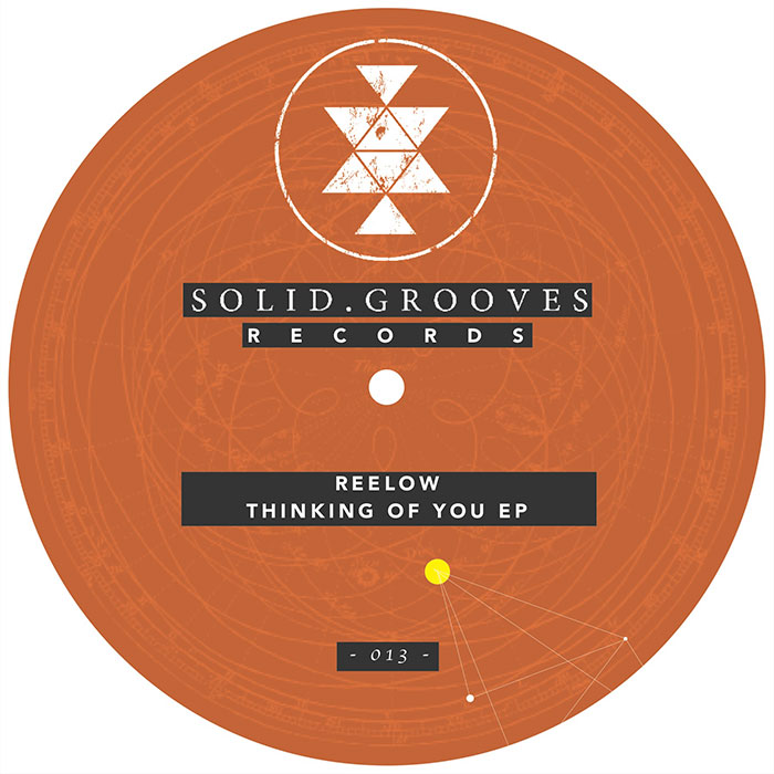 Reelow - Thinking Of You EP cover