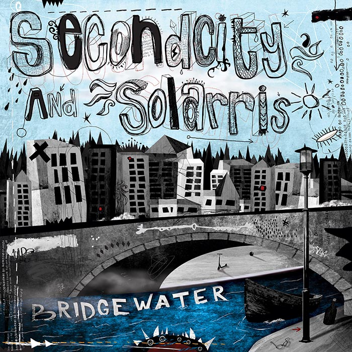 Secondcity & Solarris - Bridgewater EP cover