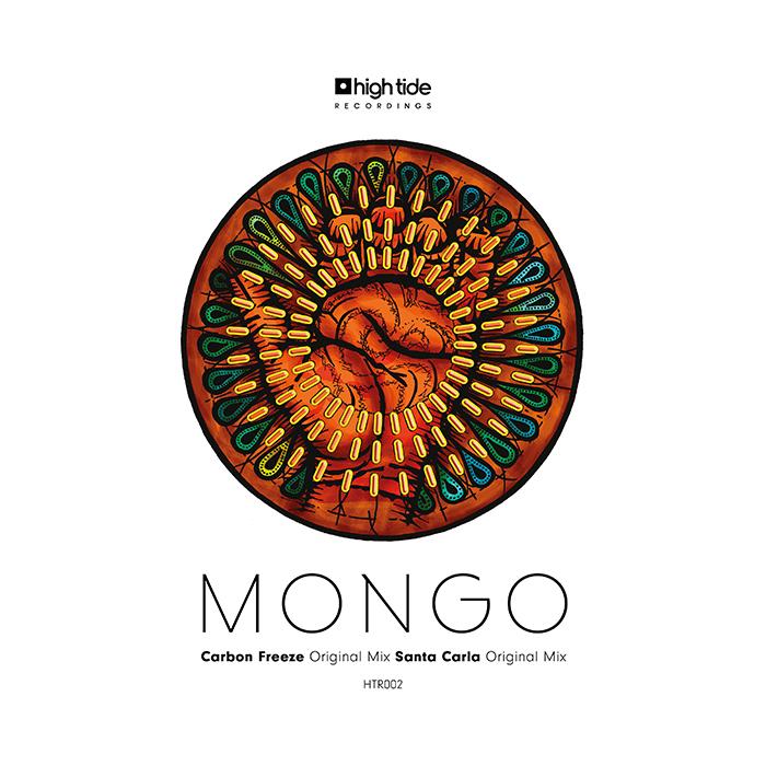 Mongo - Carbon Freeze cover