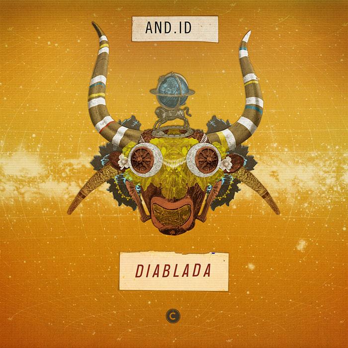 AND.ID - Diablada (inc. MANIK remix) cover