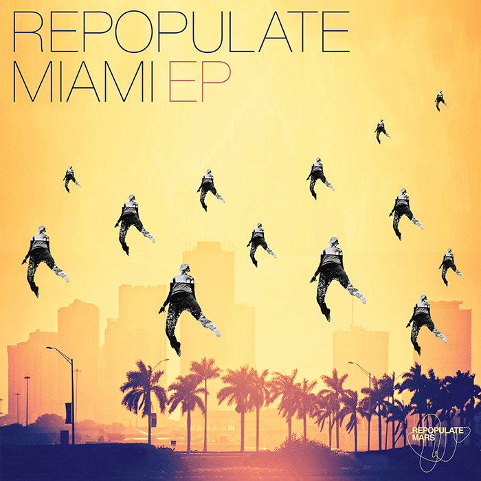 Various Artists - Repopulate Miami EP cover