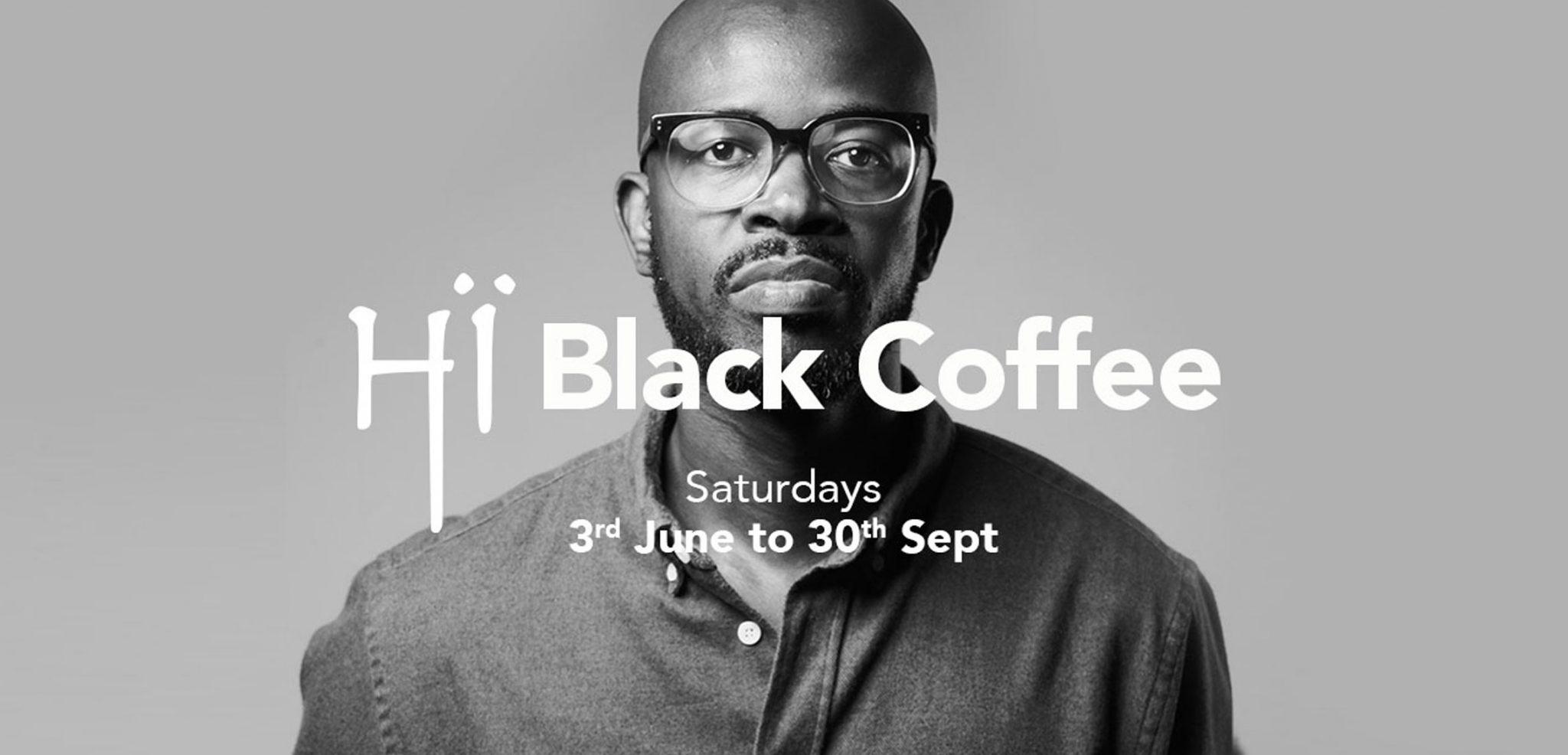 BLACK COFFEE ANNOUNCED AS HÏ IBIZA FIRST DJ RESIDENCY