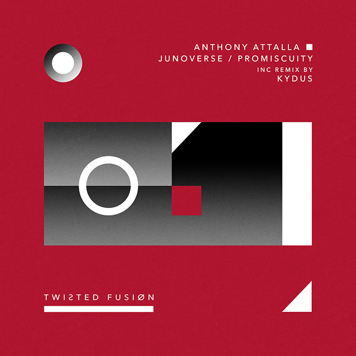 Anthony Attalla - Junoverse / Promiscuity cover