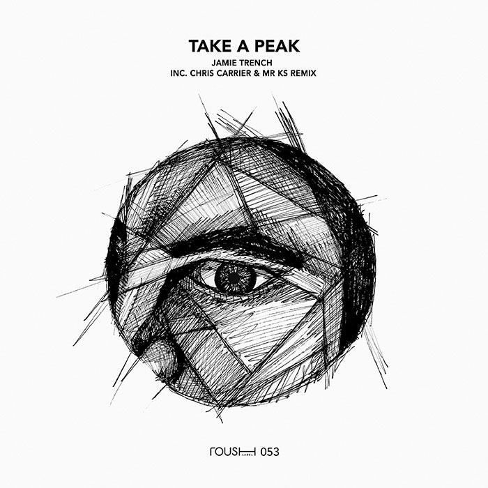 Jamie Trench - Take A Peek (Inc. Chris Carrier & Mr KS Remixes) cover