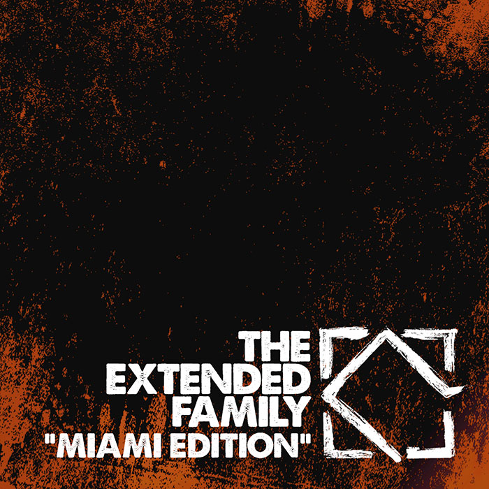 VA - The Extended Family [Miami Edition] cover