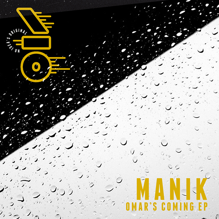 MANIK - Omar's Coming EP cover