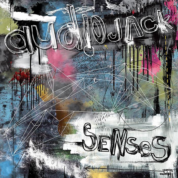 Audiojack - Senses EP (Incl. Reset Robot, dubspeeka Remixes) cover