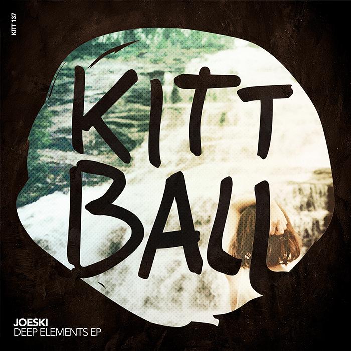 Joeski - Deep Elements EP cover