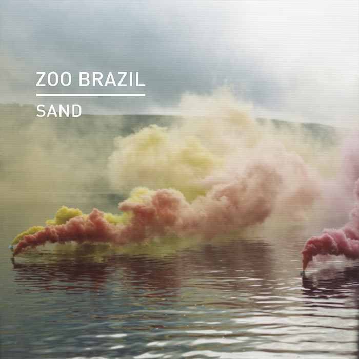 Zoo Brazil - Sand EP cover