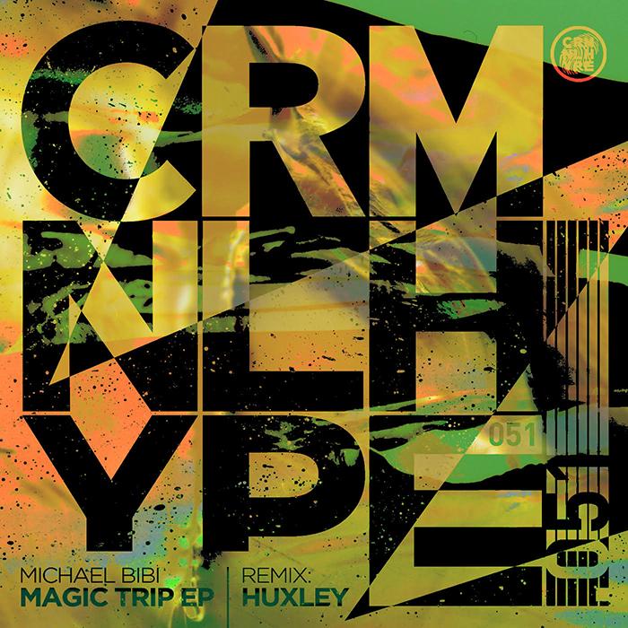 Michael Bibi - Magic Trip EP cover