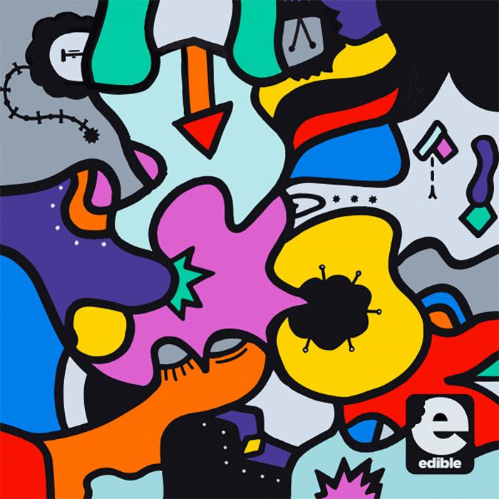 Elliot Adamson - Still Workin' cover