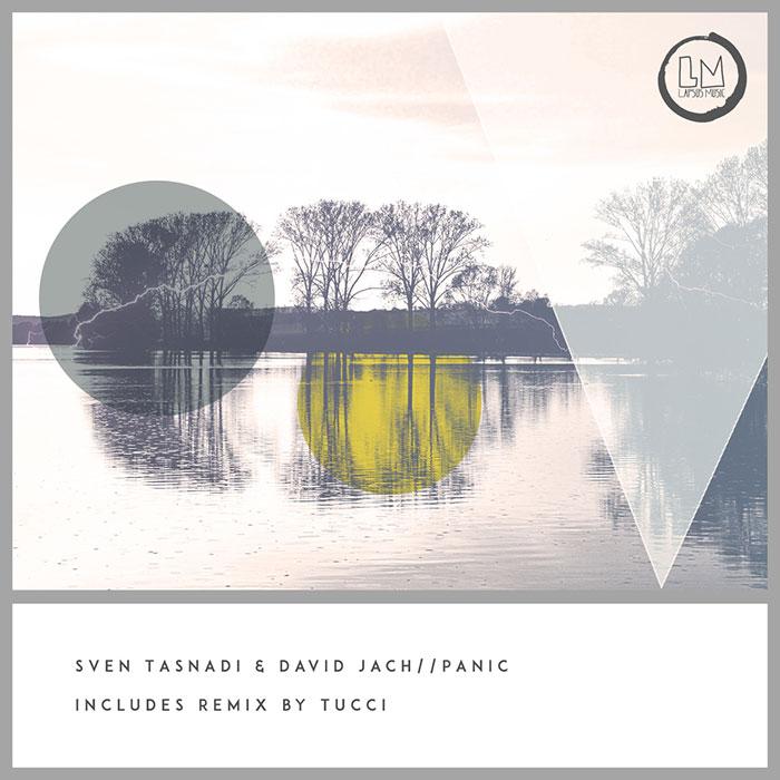 Sven Tasnadi & David Jach - Panic EP cover