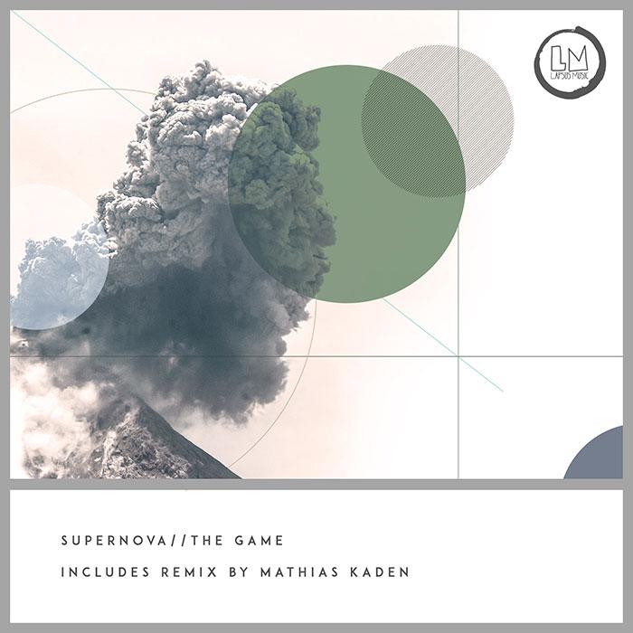 Supernova - The Game EP cover