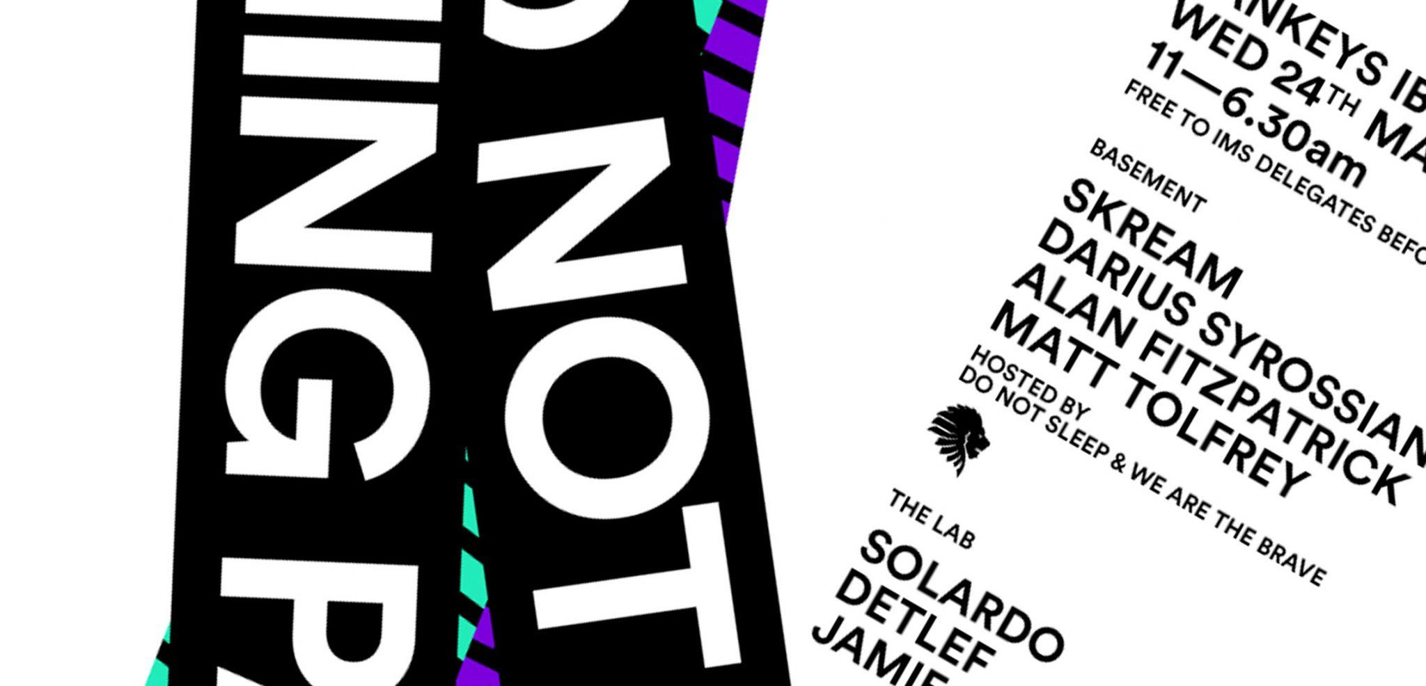 Do Not Sleep announce Ibiza 2017 at Sankeys Ibiza