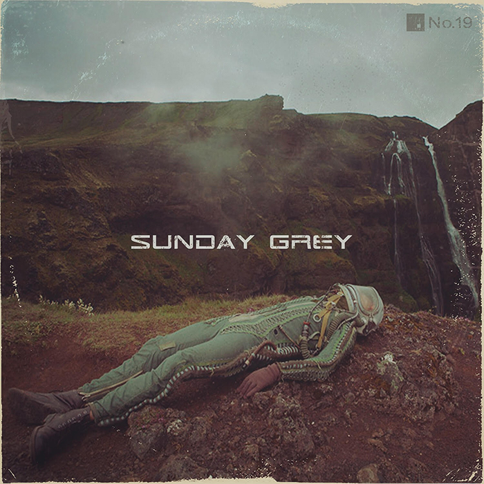 Nitin - Sunday Grey EP cover