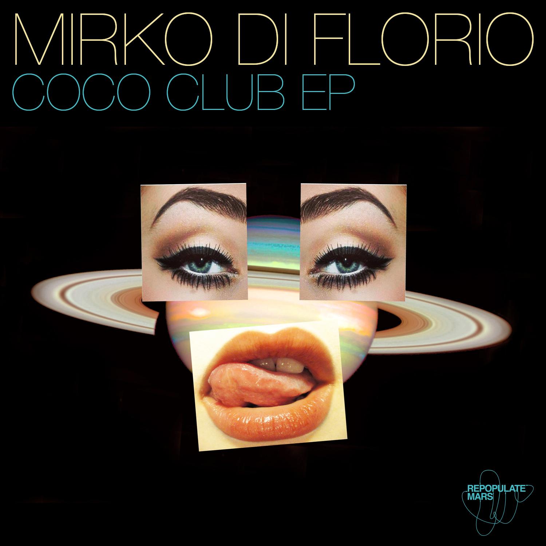 Mirko Di Florio - Coco Club EP cover