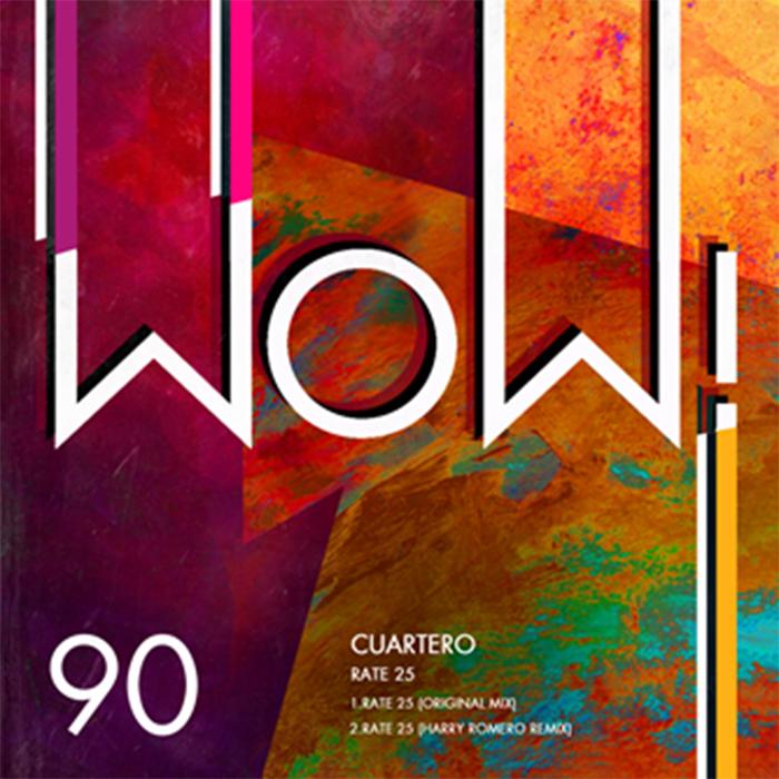 Cuartero - Rate 25 cover
