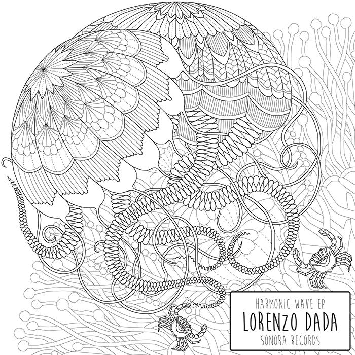 Lorenzo Dada - Harmonic Wave cover