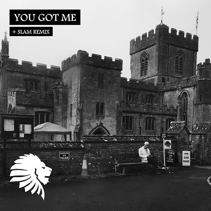 Alan Fitzpatrick - You Got Me (inc Slam Remix) cover