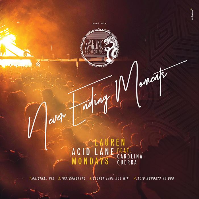 Acid Lane - Never Ending Moments cover