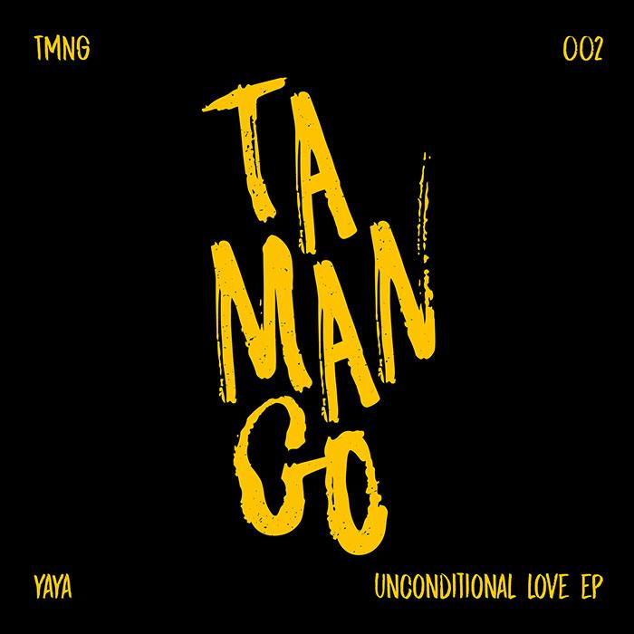 Yaya - Unconditional Love EP cover