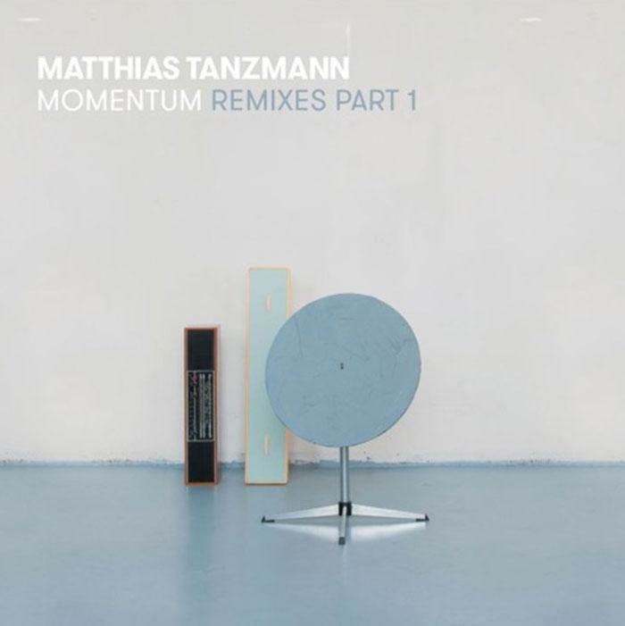 Matthias Tanzmann - Momentum Remixes Part 1 cover