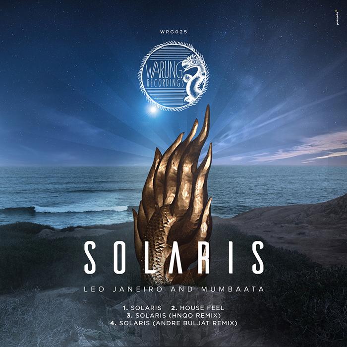 Leo Janeiro & Mumbaata - Solaris EP cover