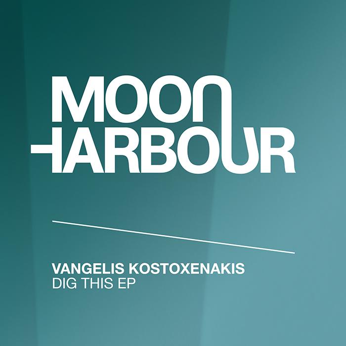 Vangelis Kostoxenakis - Dig This EP cover