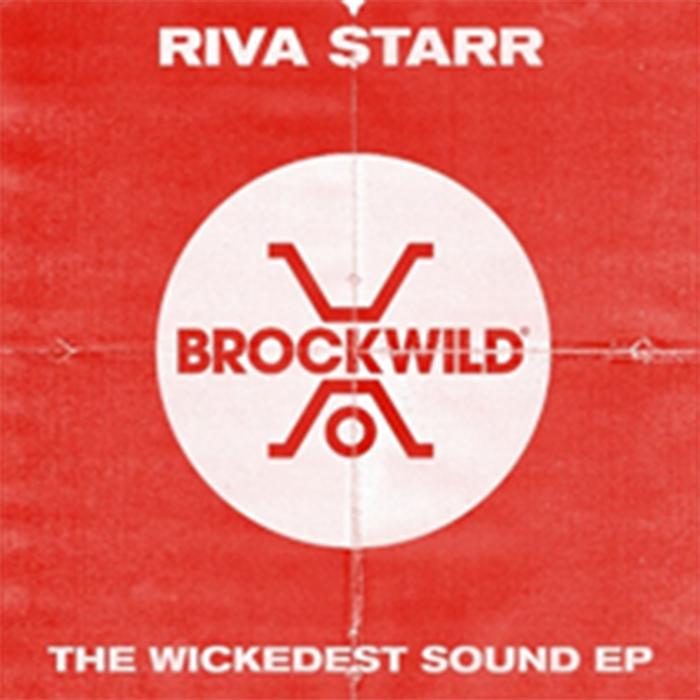Riva Starr - Brock Wild EP cover
